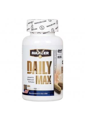Daily Max 100 таб (Maxler)
