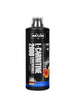 L-Carnitine 2000 1000 мл. (Maxler)
