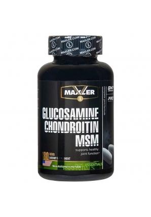Glucosamine Chondroitin MSM 180 табл. (Maxler)