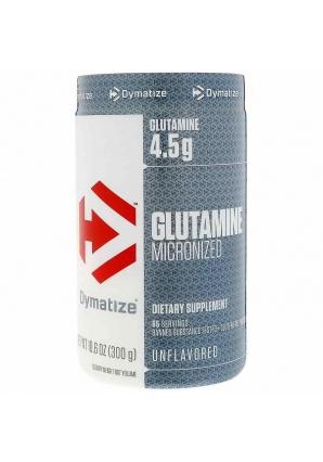 Glutamine 300 гр (Dymatize)