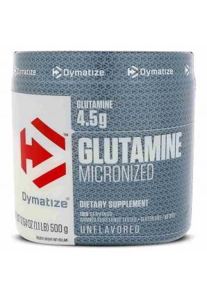 Glutamine 500 гр (Dymatize)