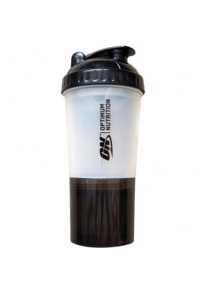 Шейкер 3 в 1 600 мл (Optimum Nutrition)