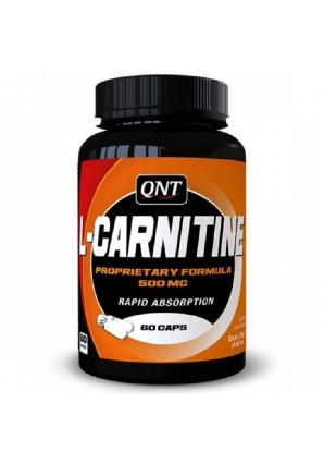 L-carnitine 500 мг 60 капс (QNT)