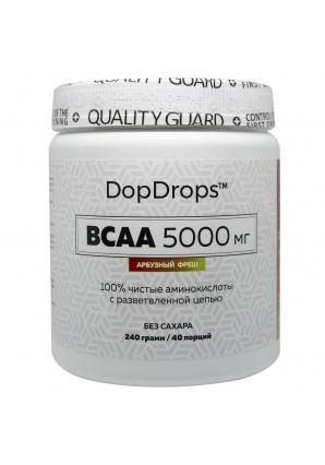 BCAA 5000 мг 240 гр (DopDrops)