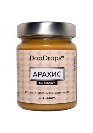 Паста Арахис, без добавок 265 гр (DopDrops)