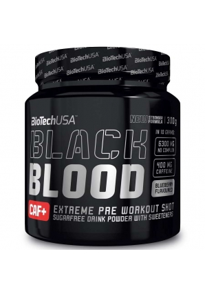 Black Blood 300 гр (BioTechUSA)
