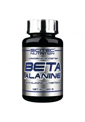 Beta Alanine 120 гр (Scitec Nutrition)