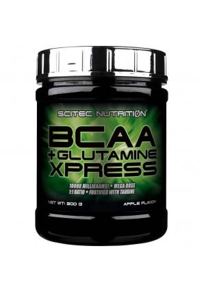 BCAA + Glutamine Xpress 300 гр (Scitec Nutrition)