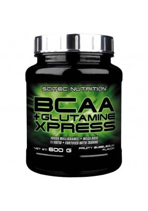 BCAA + Glutamine Xpress 600 гр (Scitec Nutrition)