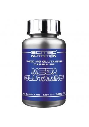 Mega Glutamine 90 капс (Scitec Nutrition)