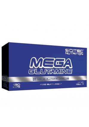 Mega Glutamine 120 капс (Scitec Nutrition)