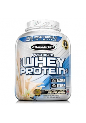100% Premium Whey Protein Plus 2270 гр. 5lb (Muscletech)
