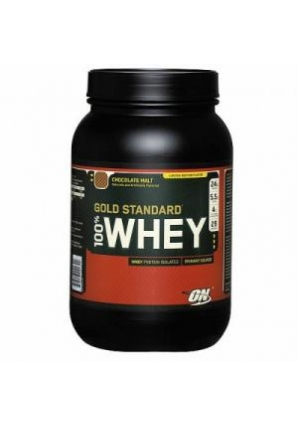 100% Whey Gold standard 1500 гр. (Optimum nutrition)