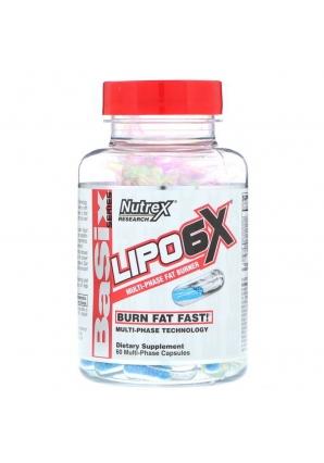 Lipo-6X 60 капс (Nutrex)