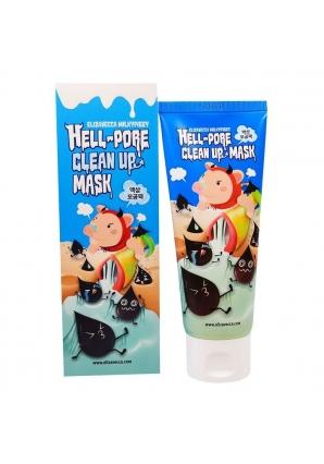 Маска-пленка для очищения пор Hell-Pore Clean Up Mask 100 мл (Elizavecca)