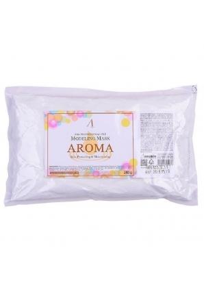 Маска альгинатная антивозрастная питательная Aroma Modeling Mask 240 гр (Anskin)