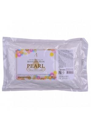 Маска альгинатная с экстрактом жемчуга Pearl Modeling Mask 240 гр (Anskin)