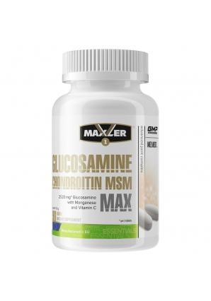 Glucosamine Chondroitin MAX MSM 90 табл. (Maxler)