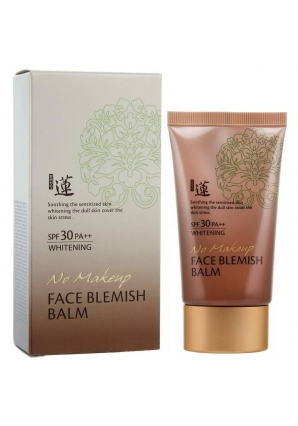BB крем No Makeup Face Blemish Balm SPF30 PA++ 50 мл (Welcos)