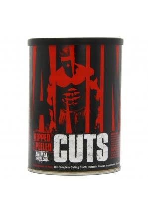 Animal Cuts 42 пак (Universal Nutrition)