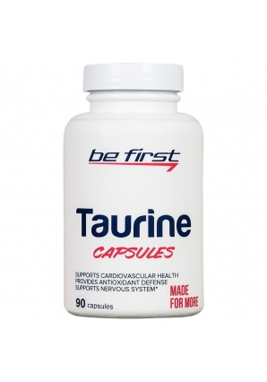 Taurine capsules 90 капс (Be First)
