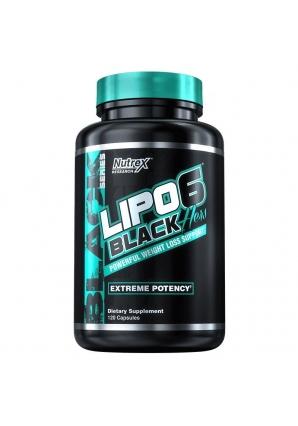 Lipo-6 Black Hers 120 капс USA (Nutrex)