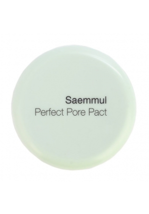 Компактная пудра Saemmul Perfect Pore Pact 12 гр (The Saem)