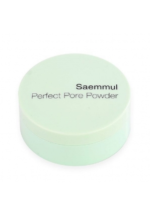 Рассыпчатая пудра Saemmul Perfect Pore Powder 12 гр (The Saem)