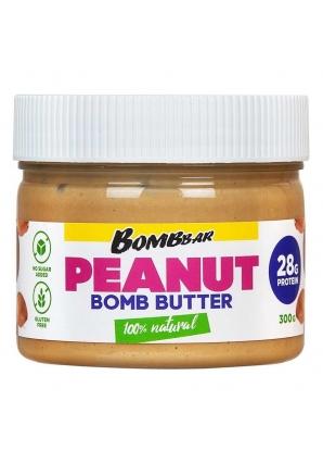 Peanut Bomb butter 300 гр (BomBBar)