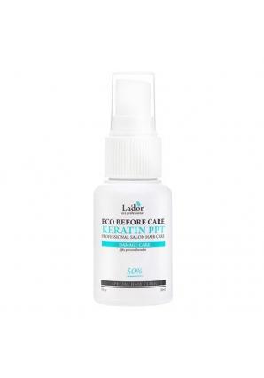 Кератиновый спрей для волос Eco Before Care Keratin PPT 30 мл (Lador)