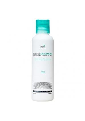 Шампунь для волос кератиновый Keratin LPP Shampoo 150 мл (Lador)