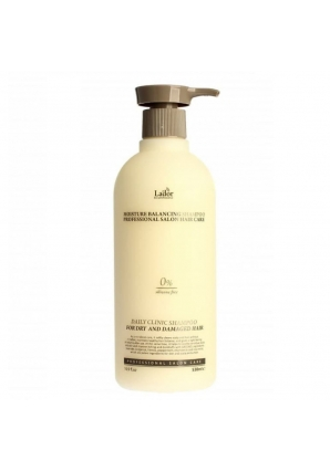 Увлажняющий шампунь для волос Moisture Balancing Shampoo 530 мл (Lador)