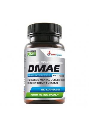 DMAE 250 мг 60 капс (WestPharm)