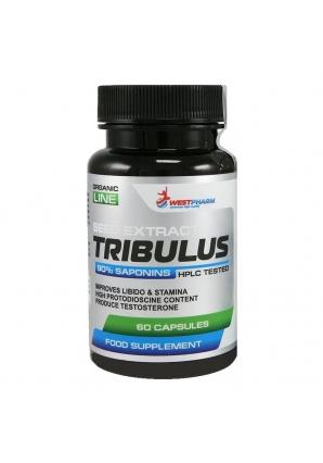 Tribulus 500 мг 60 капс (WestPharm)