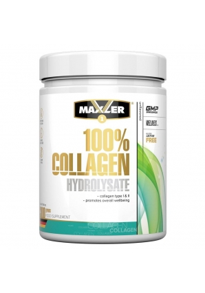 100% Collagen Hydrolysate 300 гр (Maxler)