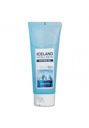 Гель для тела с гиалуроновой кислотой Iceland Hyaluron Soothing Gel 200 мл (Secret Key)