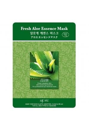 Тканевые маски для лица Essence Mask 23 гр(Mijin)