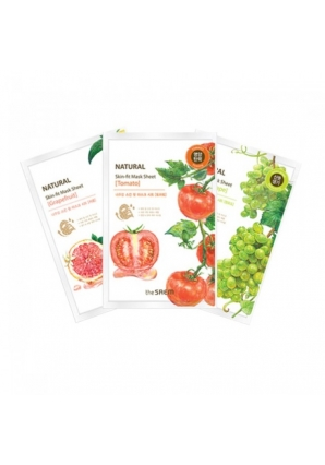 Тканевая маска Natural Skin Fit Mask Sheet 20 мл (The Saem)