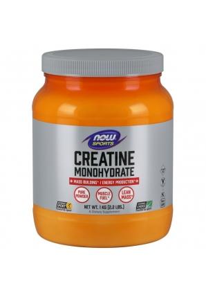 Creatine Monohydrate 1 кг (NОW)