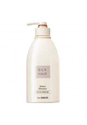 Шампунь для волос Silk Hair Repair Shampoo 320 мл (The Saem)