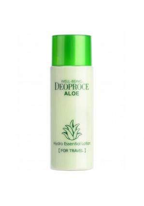 Лосьон для тела с экстрактом алоэ Well-Being Aloe Hydro Essential Lotion 50 мл (Deoproce)