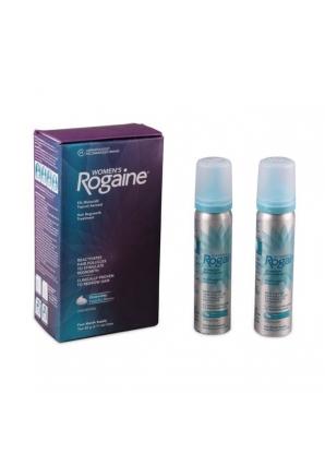Пена от выпадения волос для женщин Rogaine 5% 60 мл 2 шт (Rogaine)
