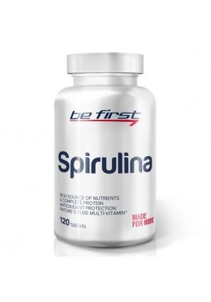 Spirulina 120 табл (Be First)