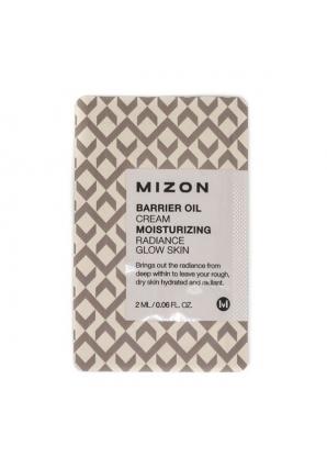 Увлажняющий крем Barrier Oil Cream 2 мл (Mizon)