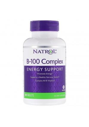 B-100 Complex 100 табл (Natrol)