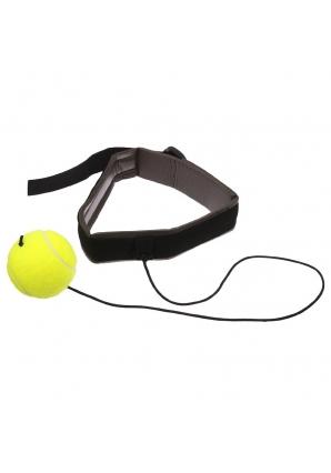 Тренажер-эспандер Fight ball с теннисным мячом (Prime Fit)