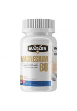 Magnesium B6 120 табл (Maxler)
