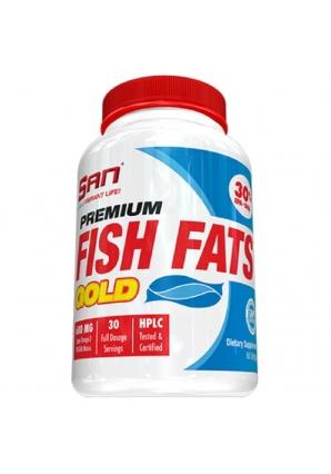Premium Fish Fats Gold 60 капс. (SAN)