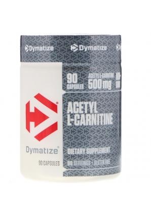 Acetyl L-Carnitine 90 капс (Dymatize)