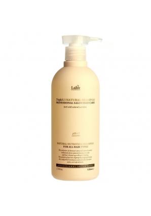 Натуральный шампунь TripleX 3 Natural Shampoo 530 мл (Lador)